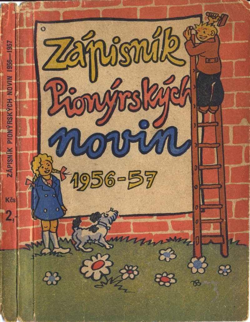 ZAPISNIK_PIONYRSKYCH_NOVIN_(1956-57)