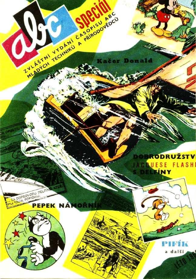 1. prázdninové ABC speciál z roku 1969