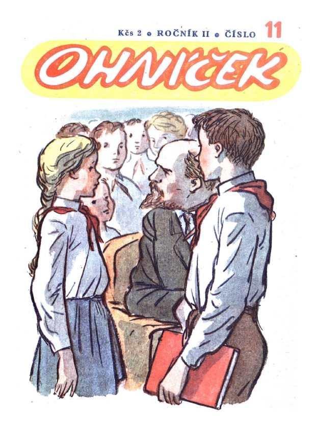 OHNÍČEK - ročník 02 (1951-52) - 11