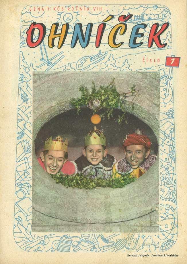 OHNICEK_8_(1958)_číslo_1