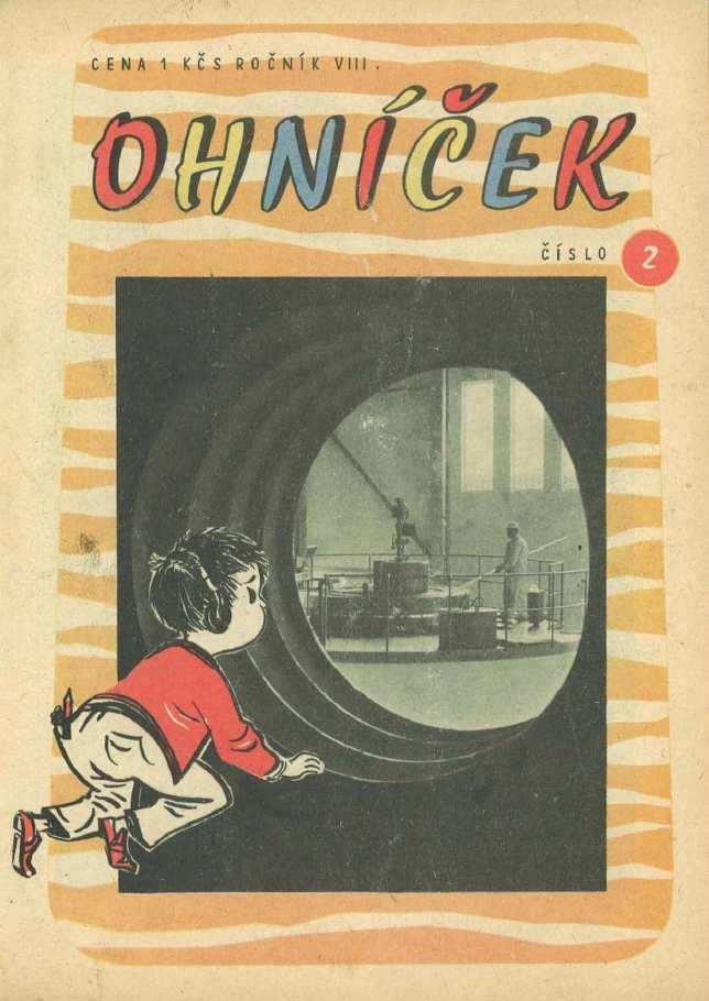 OHNICEK_8_(1958)_číslo_2