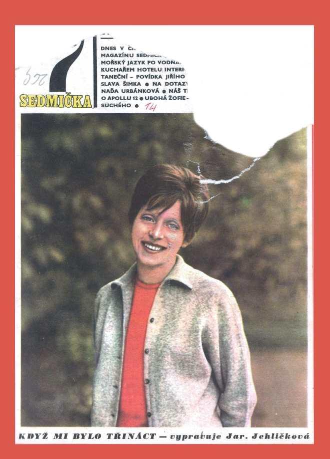 SEDMIČKA - 3.ročník (1969-70) - číslo 14