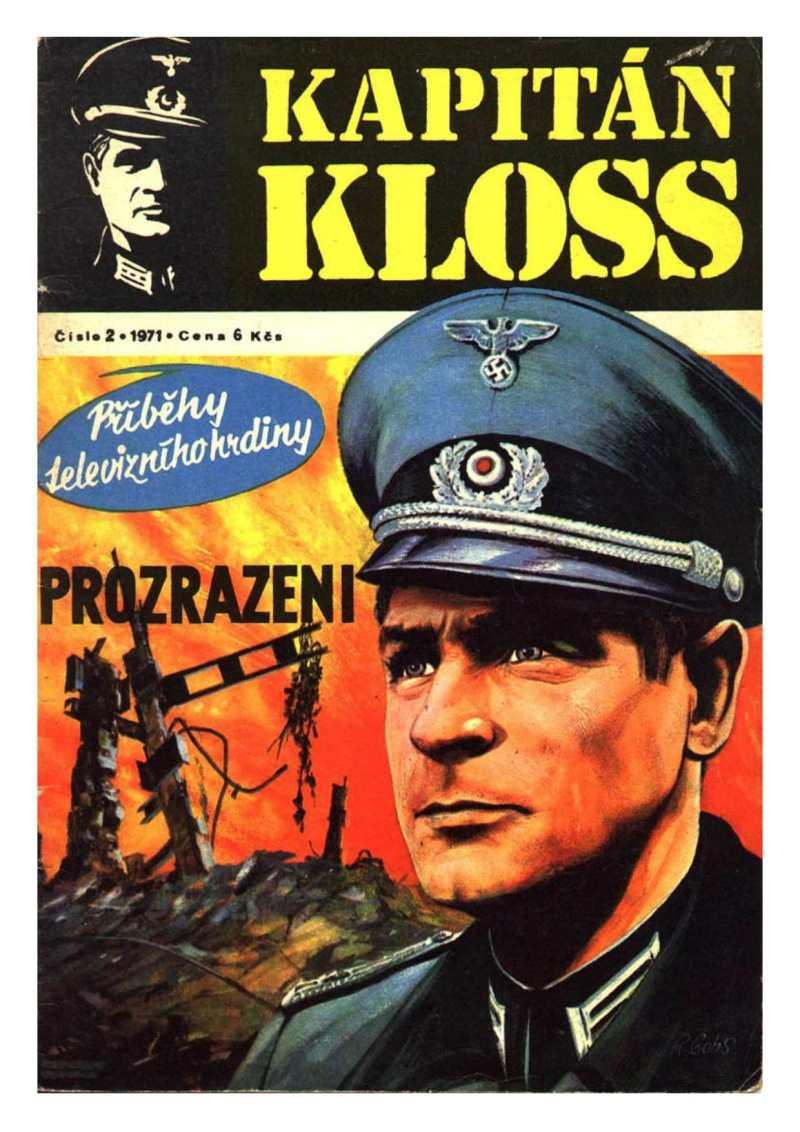 Kapitán Kloss 02