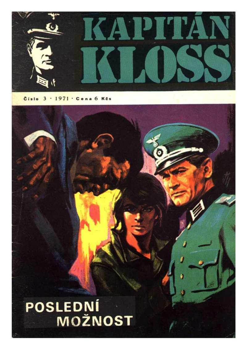 Kapitán Kloss 03