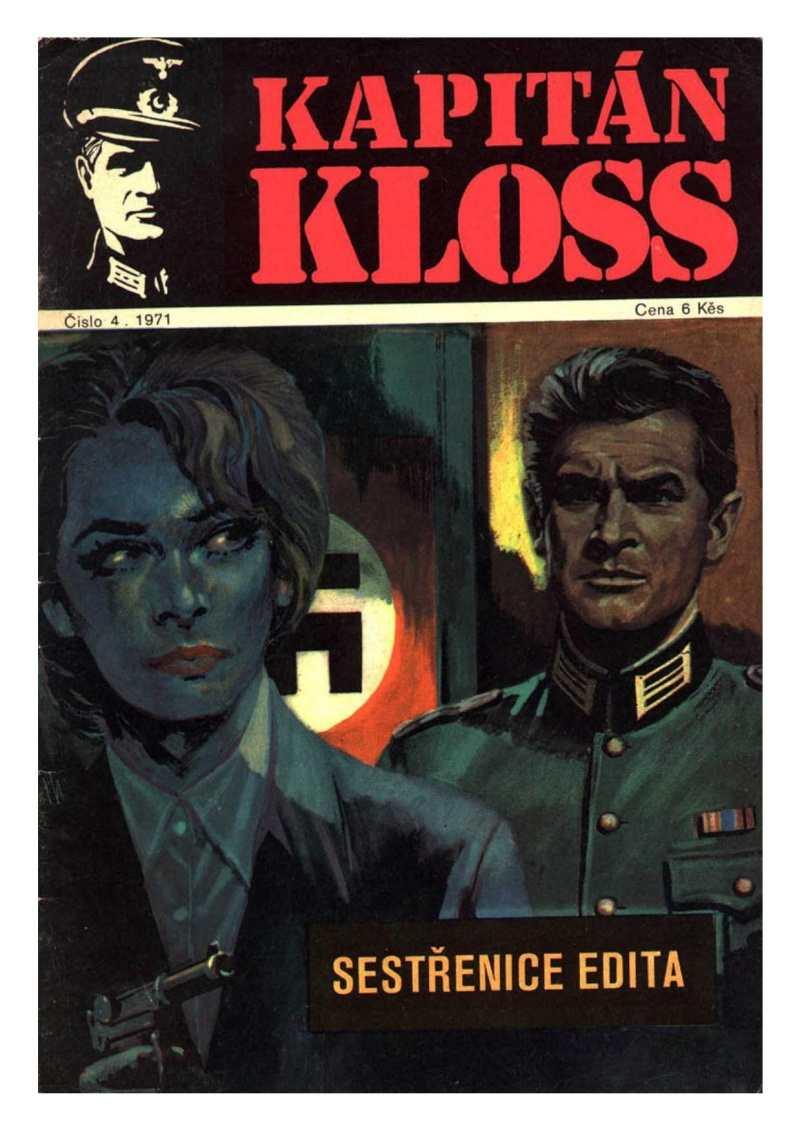 Kapitán Kloss 04