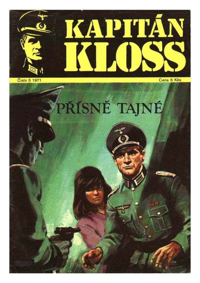 Kapitán Kloss 05