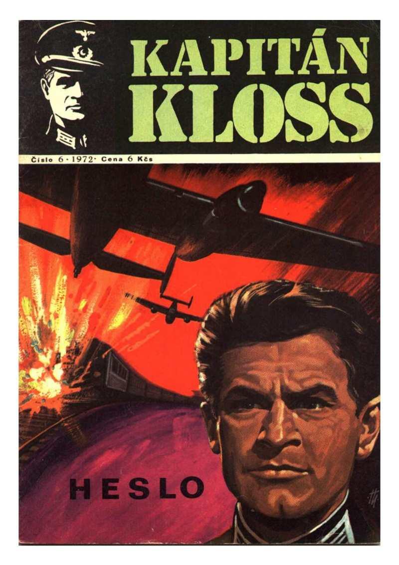 Kapitán Kloss 06