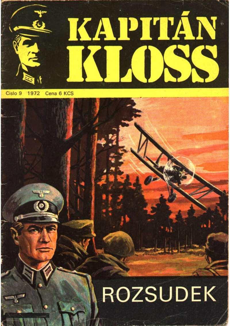 Kapitán Kloss 09