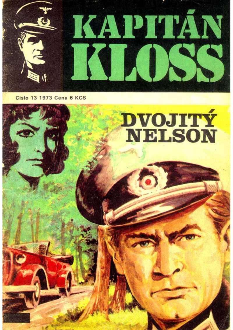 Kapitán Kloss 13