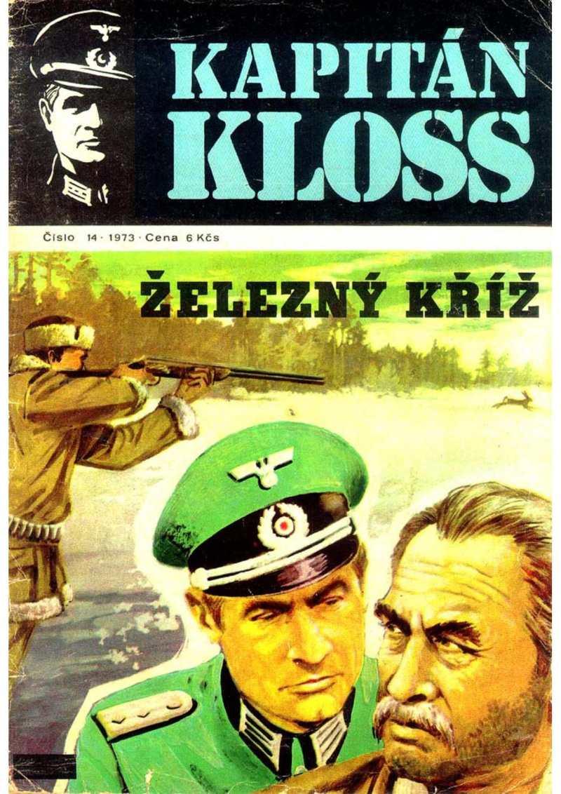 Kapitán Kloss 14