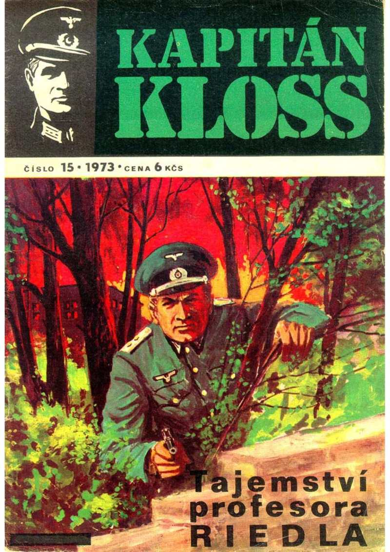 Kapitán Kloss 15