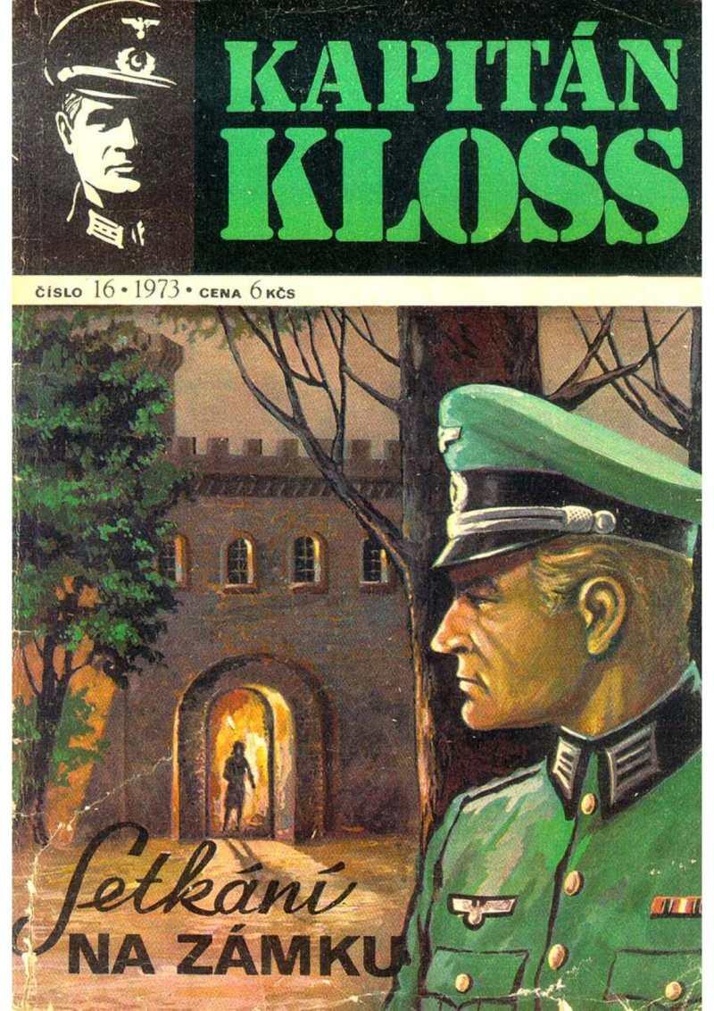 Kapitán Kloss 16