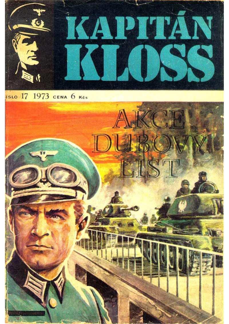 Kapitán Kloss 17