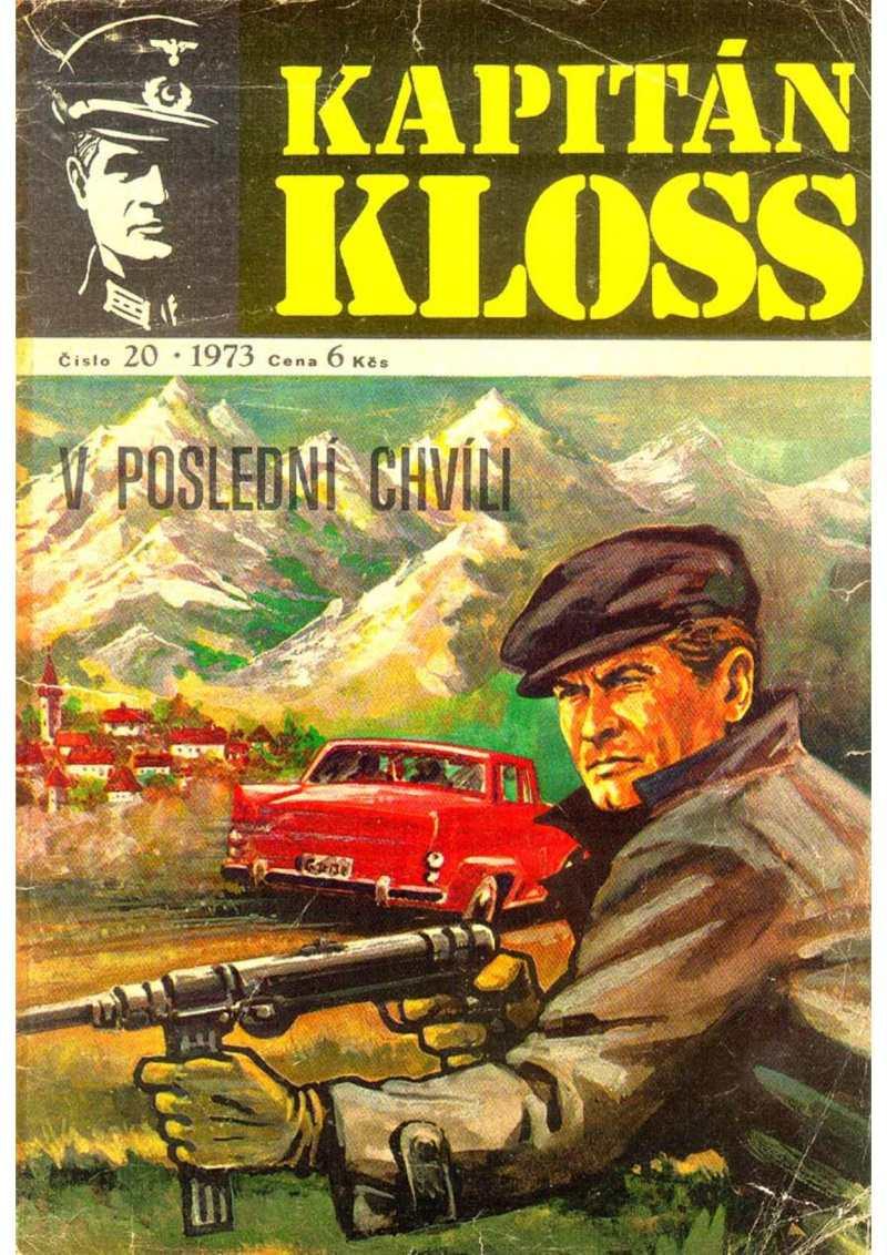 Kapitán Kloss 20