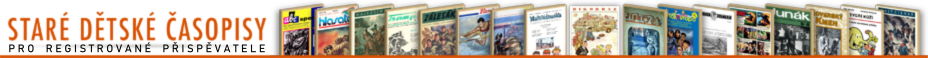 Staré časopisy pro děti a mládež v souvislostech
