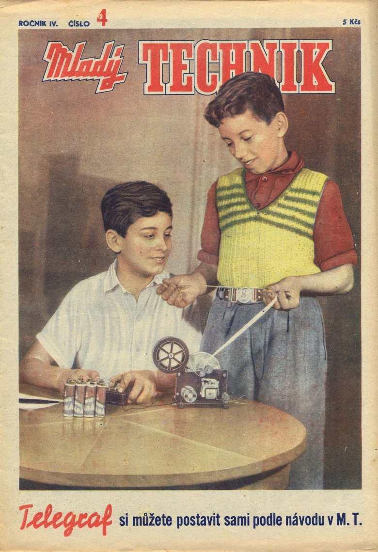 MLADÝ TECHNIK 4 (1950) - 04