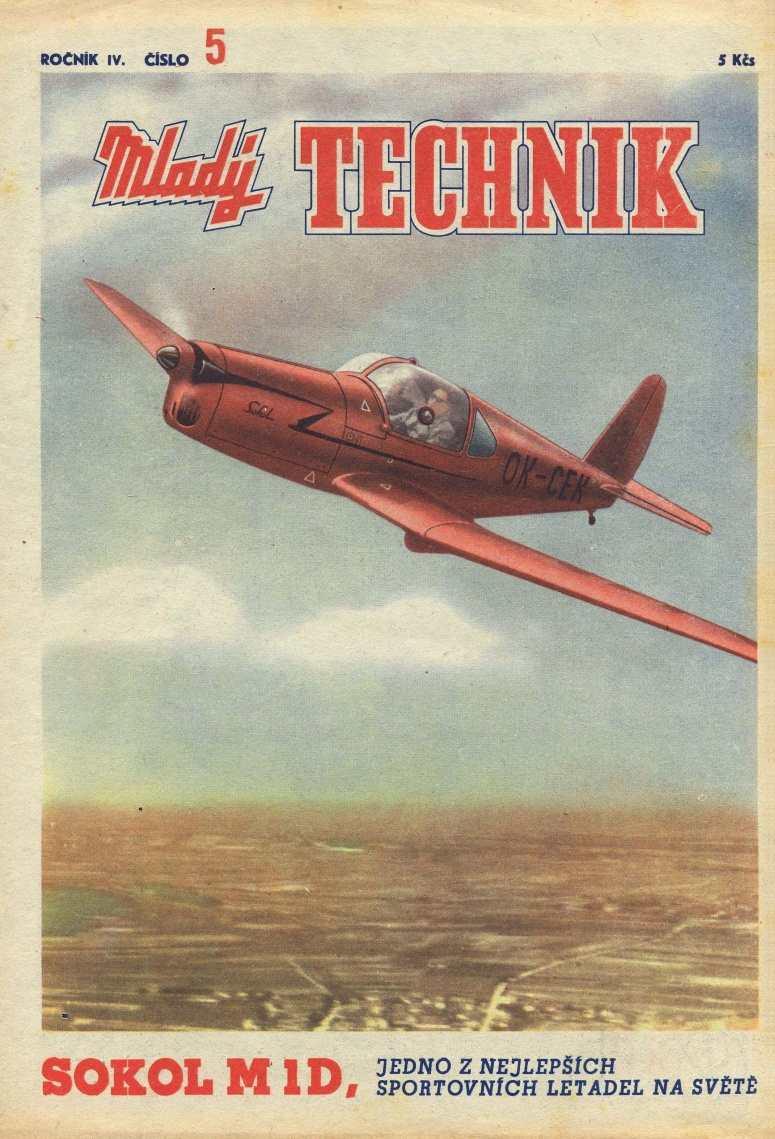 MLADÝ TECHNIK 4 (1950) - 05