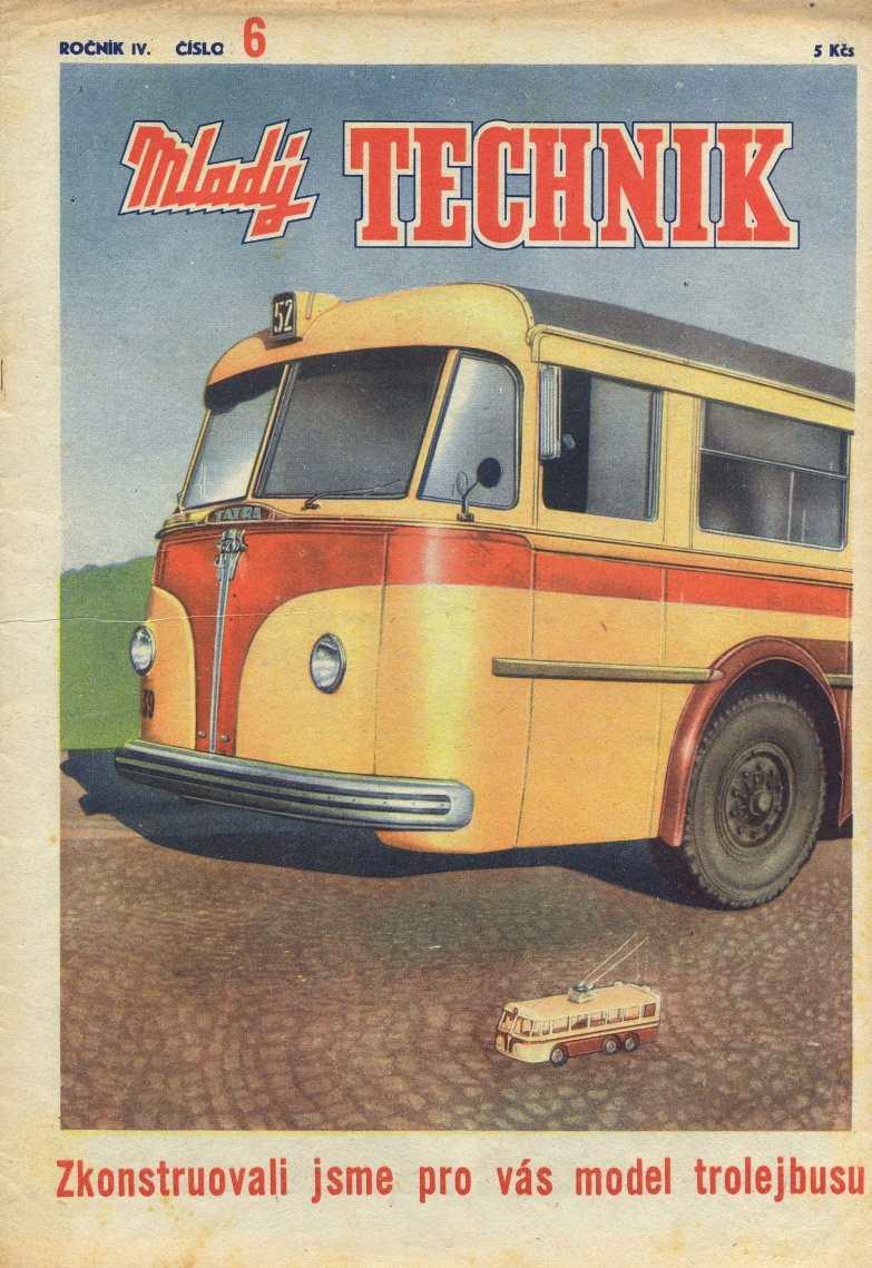 MLADÝ TECHNIK 4 (1950) - 06