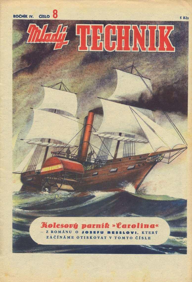 MLADÝ TECHNIK 4 (1950) - 08