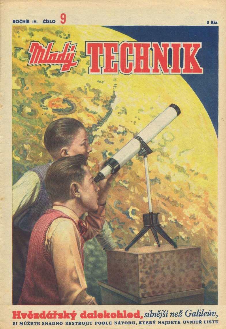 MLADÝ TECHNIK 4 (1950) - 09