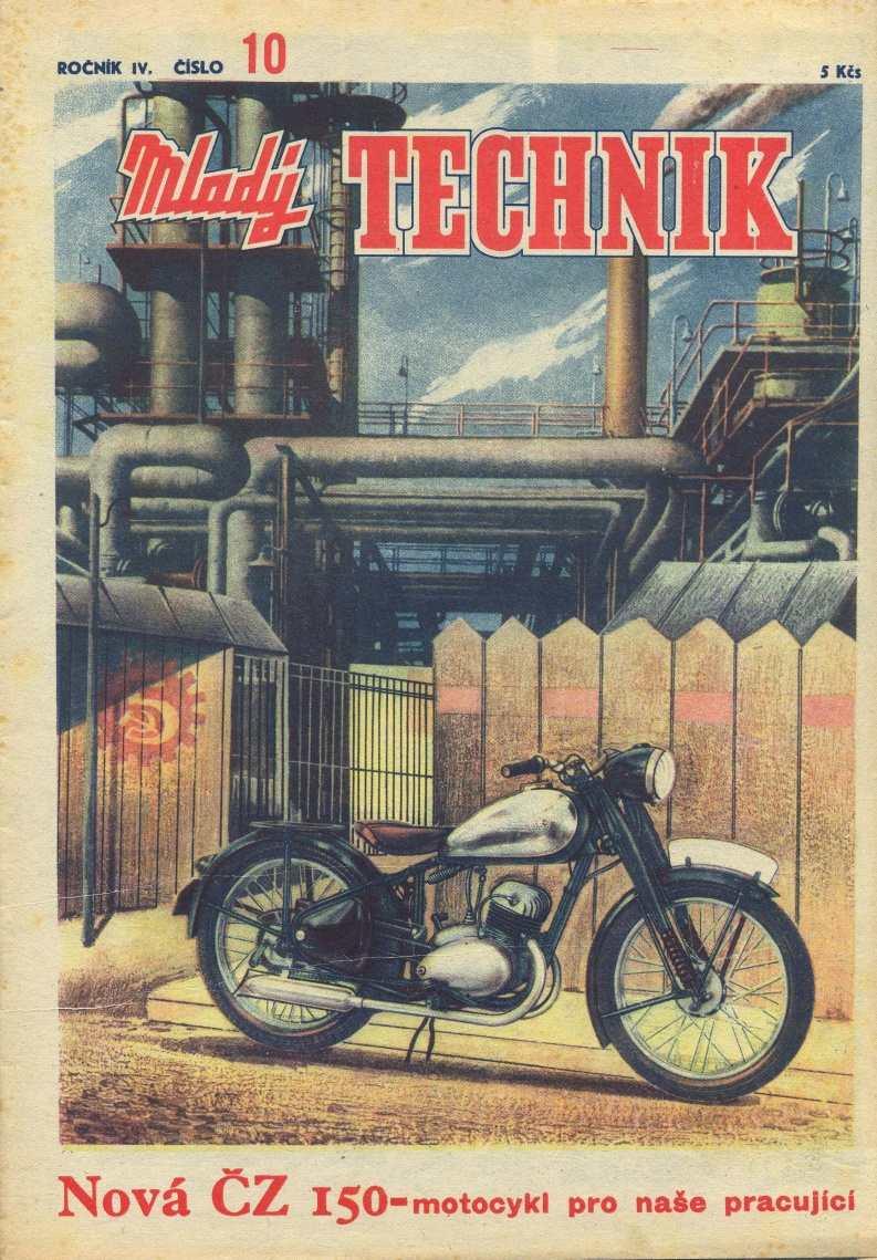 MLADÝ TECHNIK 4 (1950) - 10