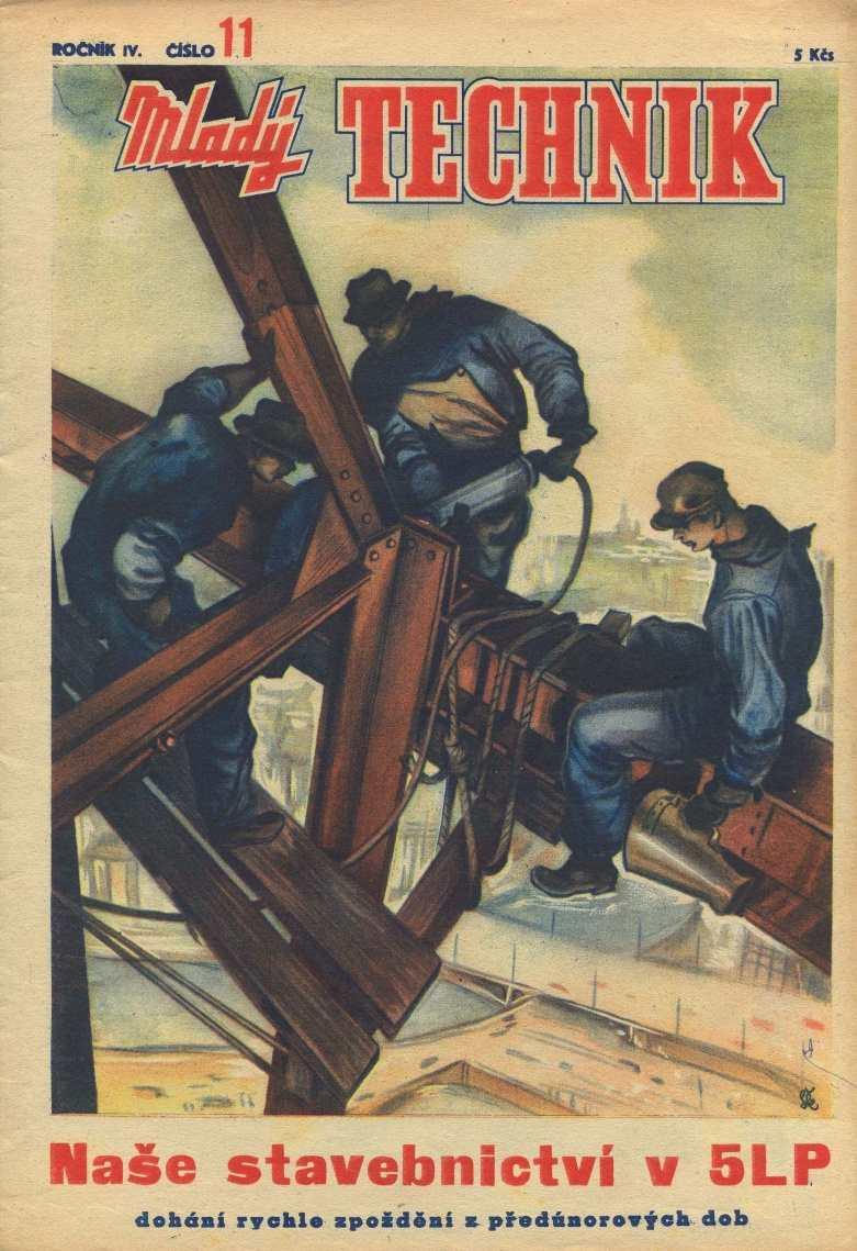 MLADÝ TECHNIK 4 (1950) - 11