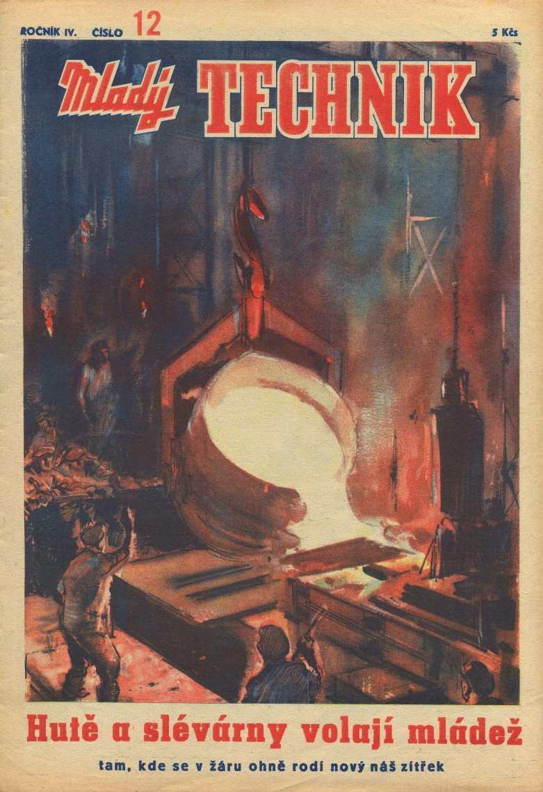 MLADÝ TECHNIK 4 (1950) - 12