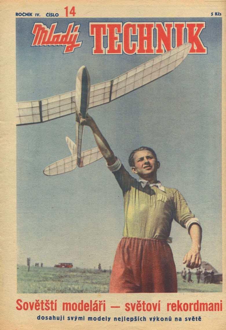 MLADÝ TECHNIK 4 (1950) - 14