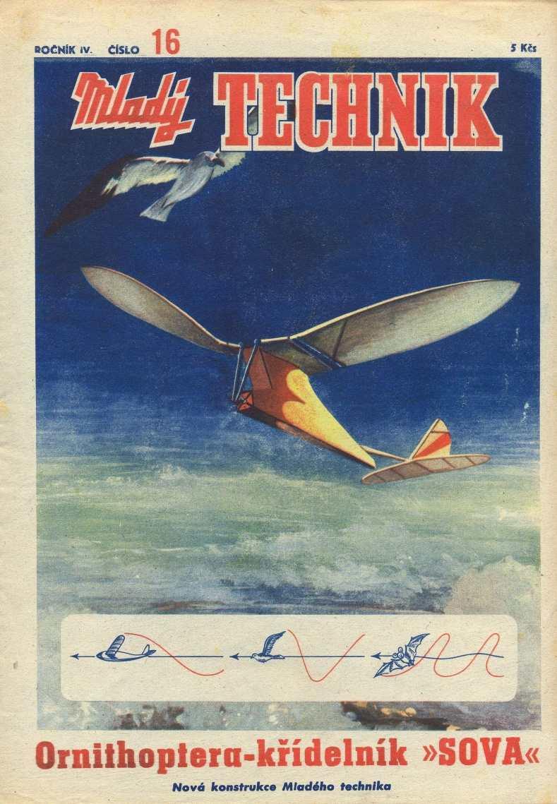 MLADÝ TECHNIK 4 (1950) - 16