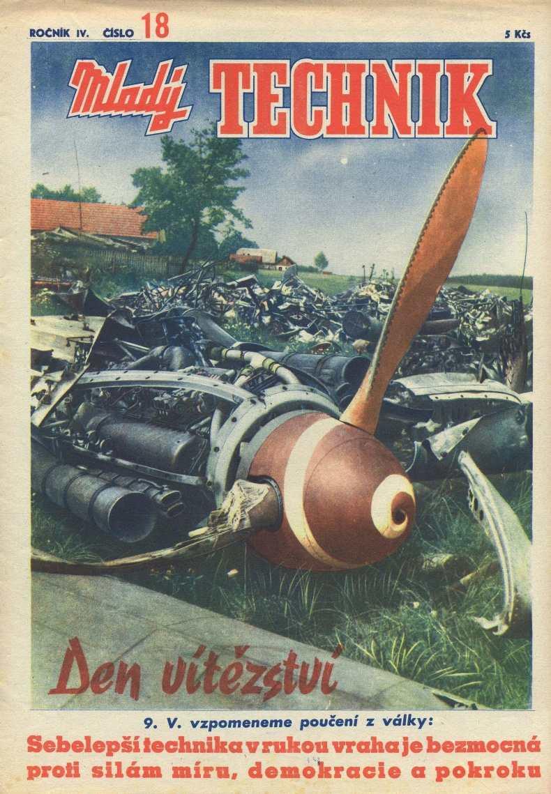 MLADÝ TECHNIK 4 (1950) - 18