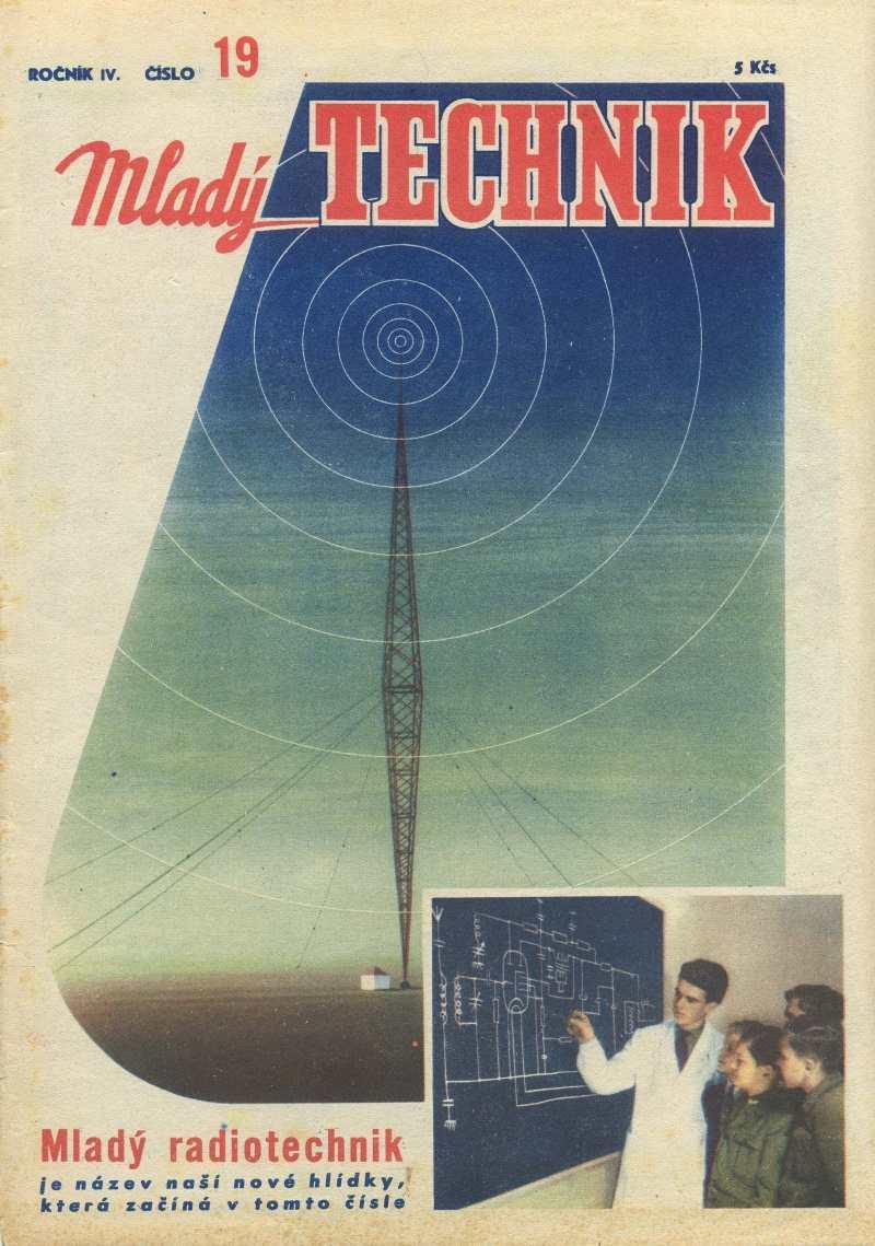 MLADÝ TECHNIK 4 (1950) - 19