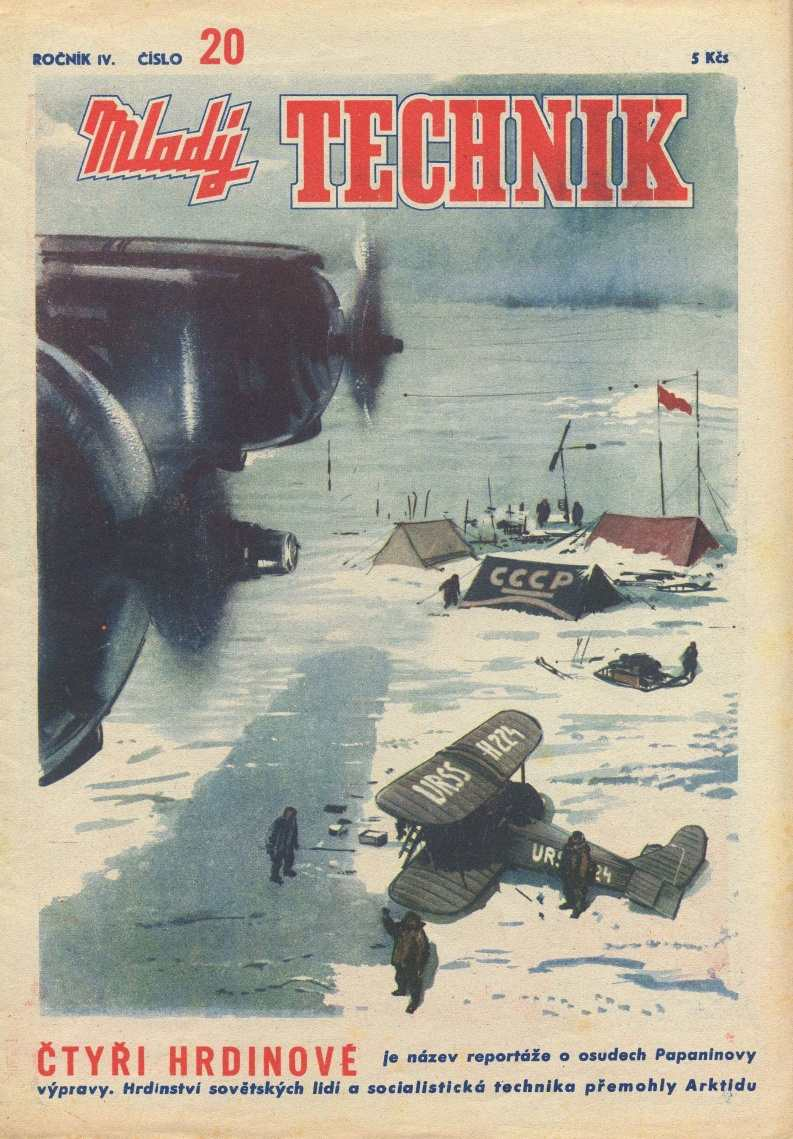 MLADÝ TECHNIK 4 (1950) - 20