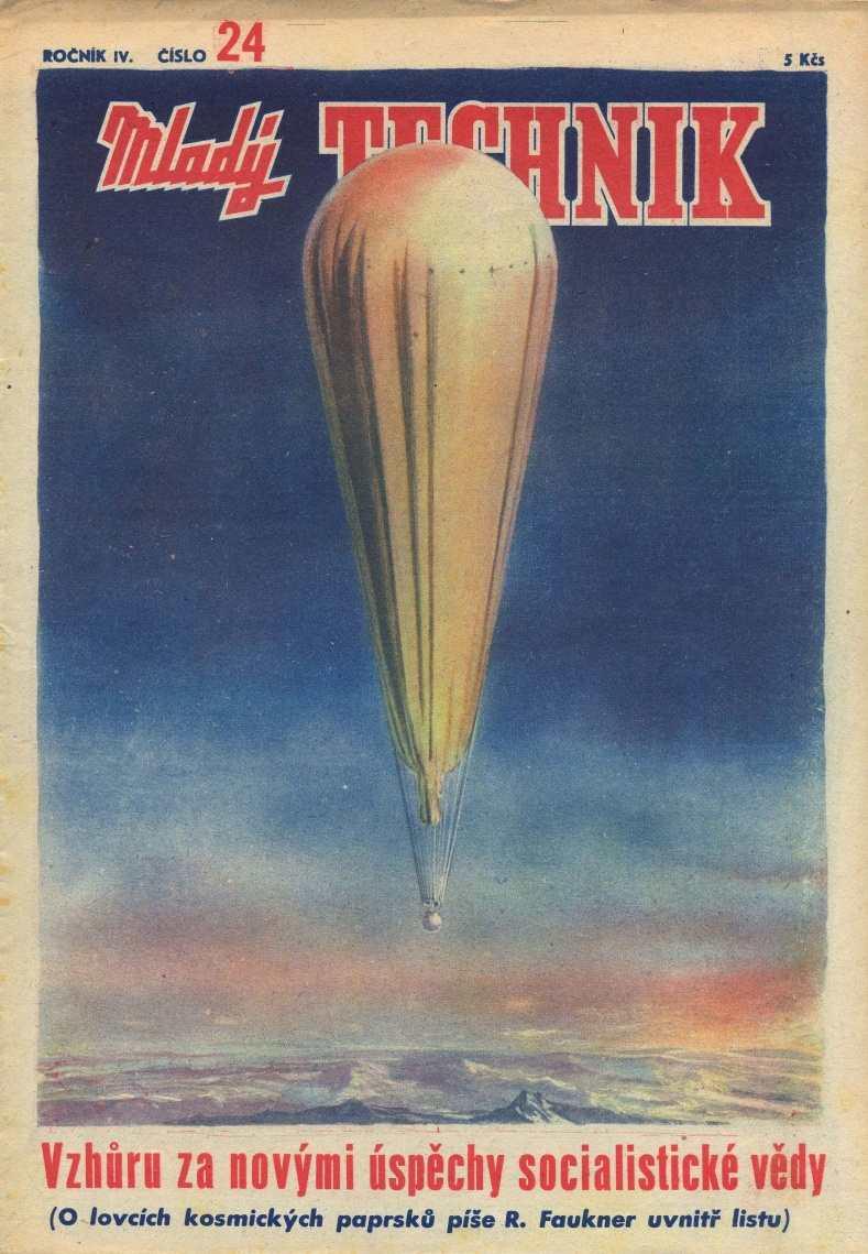 MLADÝ TECHNIK 4 (1950) - 24