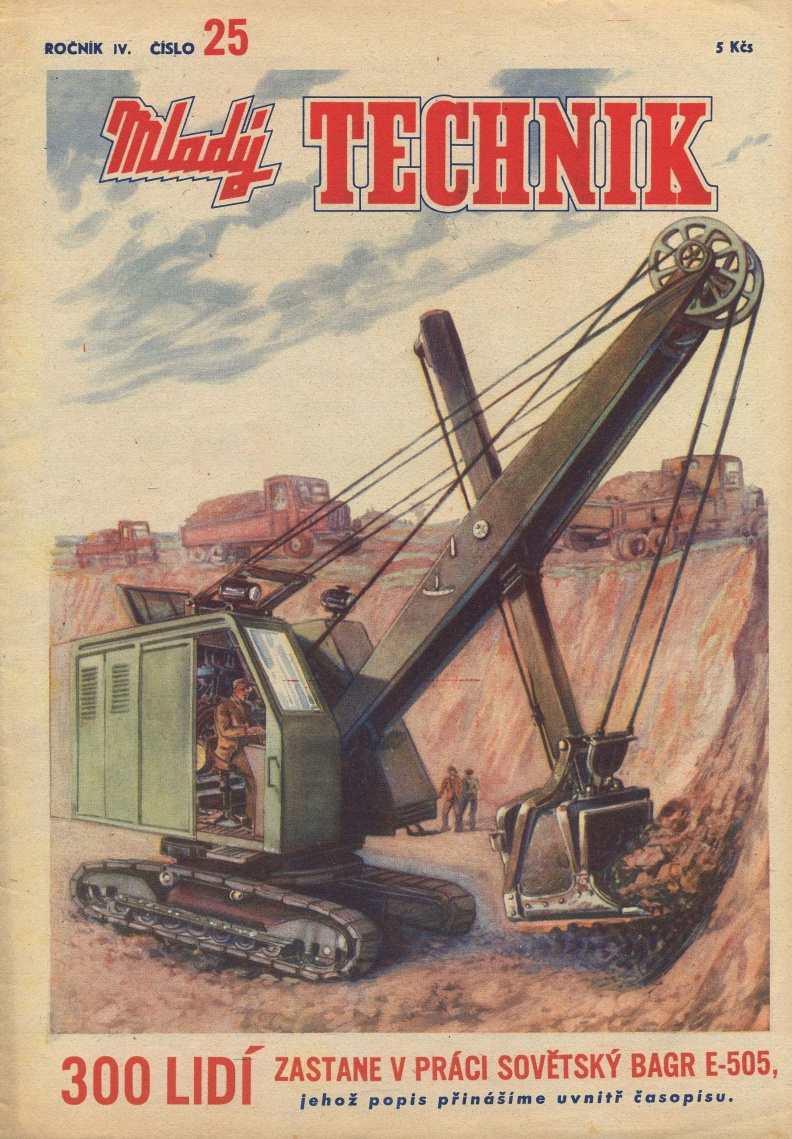 MLADÝ TECHNIK 4 (1950) - 25