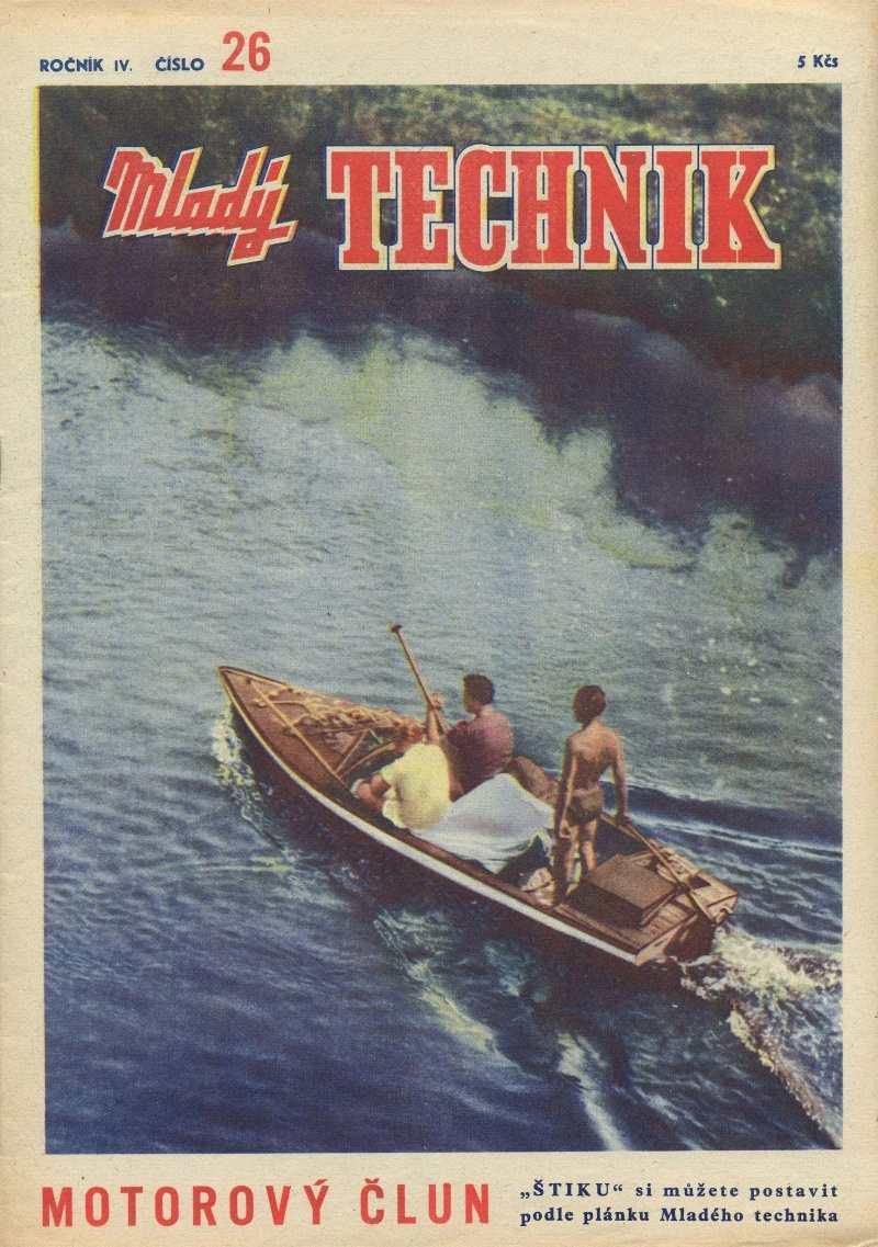 MLADÝ TECHNIK 4 (1950) - 26