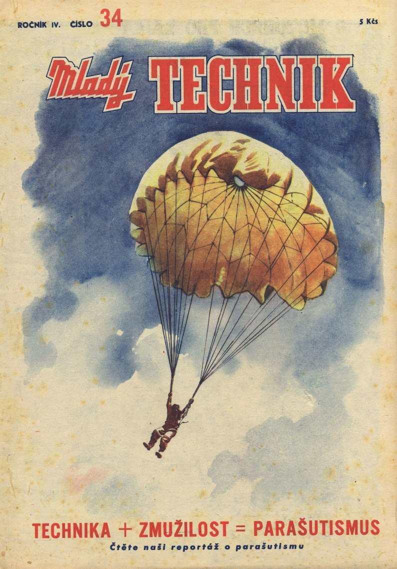 MLADÝ TECHNIK 4 (1950) - 34
