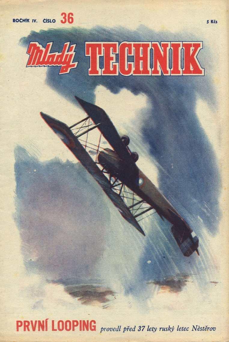 MLADÝ TECHNIK 4 (1950) - 36