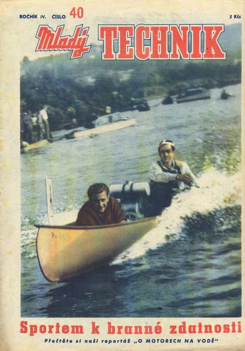 MLADÝ TECHNIK 4 (1950) - 40