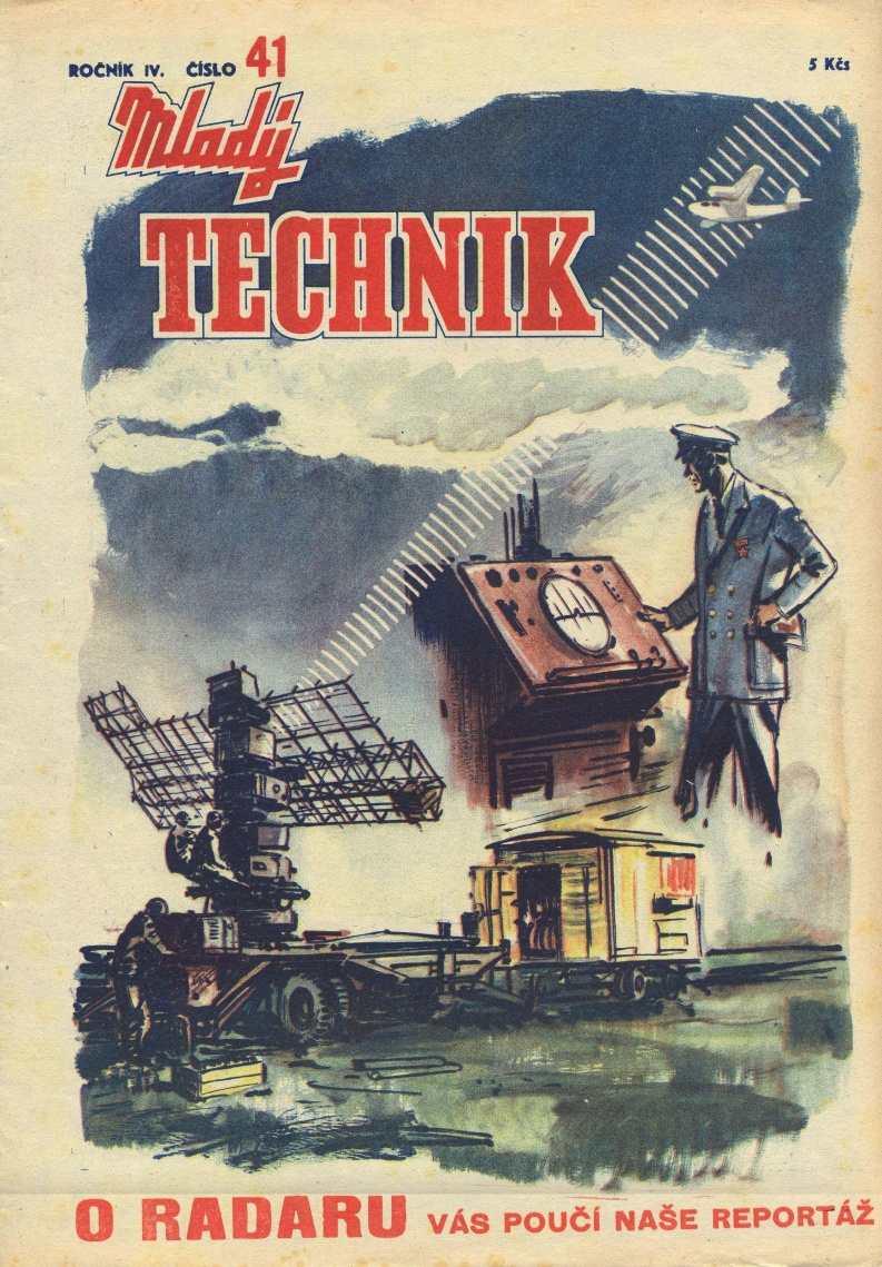 MLADÝ TECHNIK 4 (1950) - 41