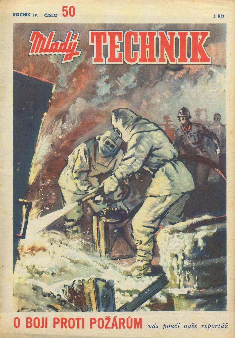 MLADÝ TECHNIK 4 (1950) - 50