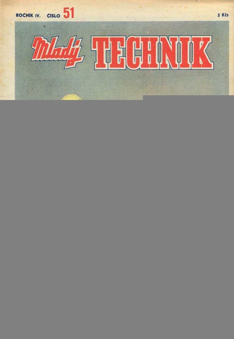 MLADÝ TECHNIK 4 (1950) - 51