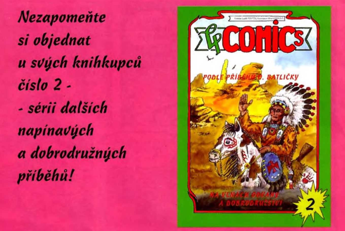 LP COMICS - 2