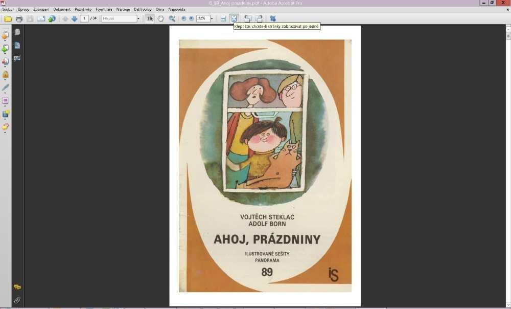 ořez PDF