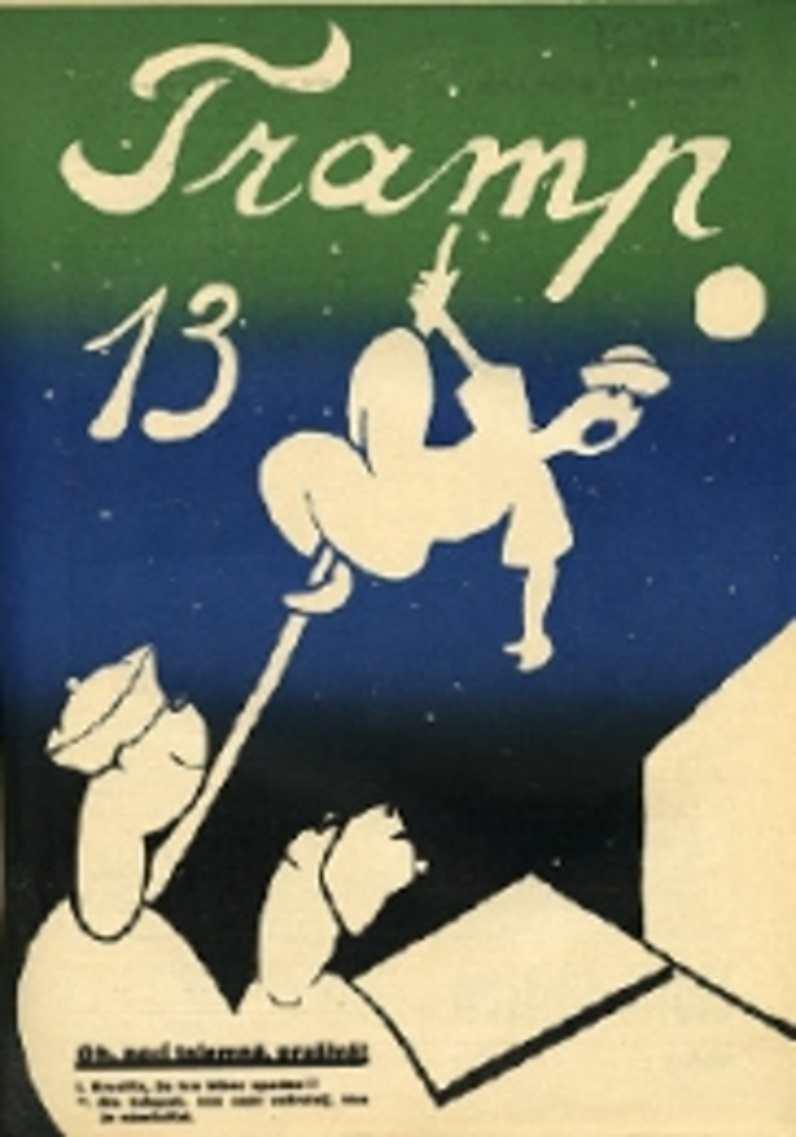 TRAMP_1.rocnik_(1929)_cislo_13