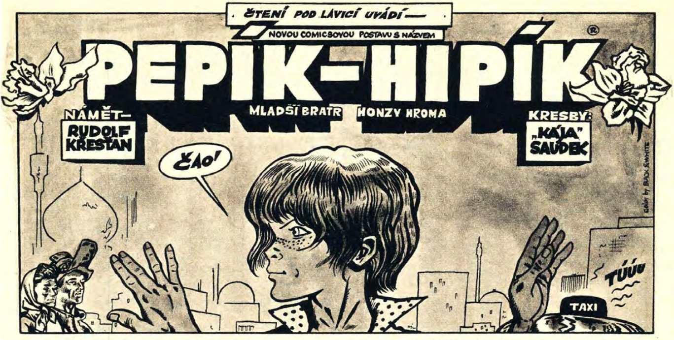 cteni pod lavici_pepik hipik