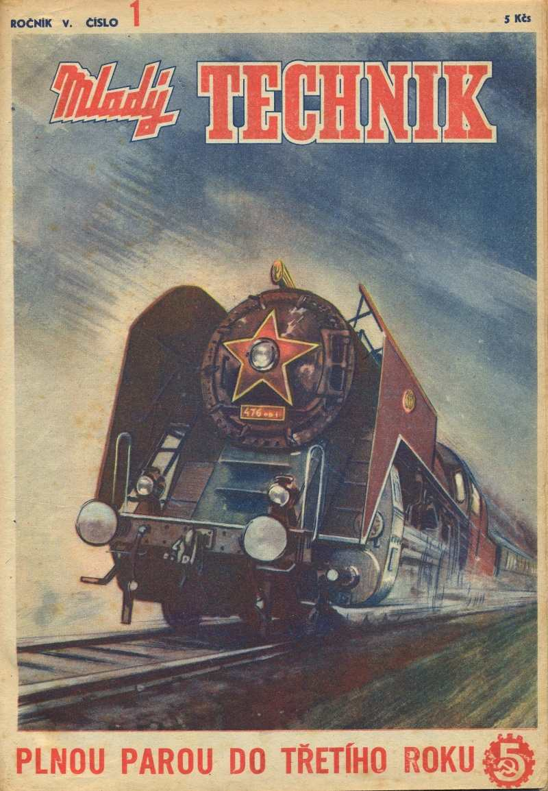 MLADY_TECHNIK_5.rocnik_(1951)_cislo_01