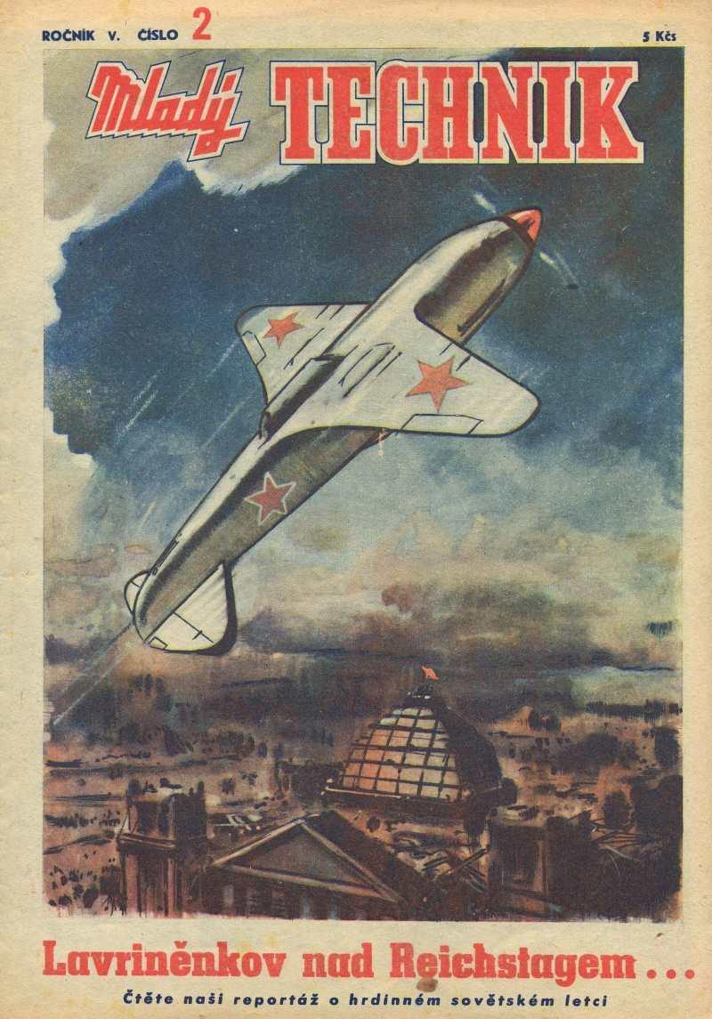 MLADY_TECHNIK_5.rocnik_(1951)_cislo_02