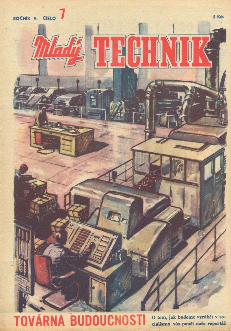 MLADY_TECHNIK_5.rocnik_(1951)_cislo_07