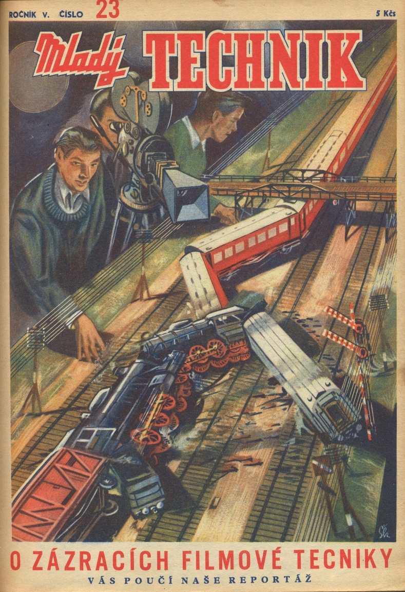 MLADY_TECHNIK_5.rocnik_(1951)_cislo_23