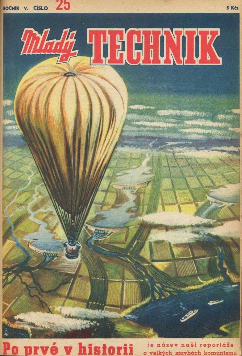 MLADY_TECHNIK_5.rocnik_(1951)_cislo_25